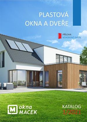 Katalog Okna Macek 2014, Praha